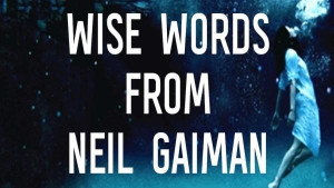 Whether you are eight years old or ninety-eight years old, Neil Gaiman ...