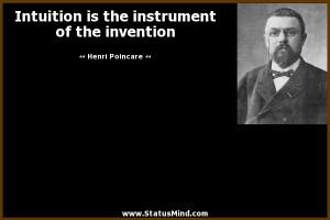 Henri Poincare Quotes