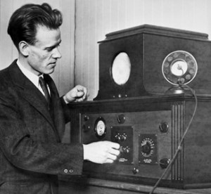 Philo Farnsworth, inventor da televisão
