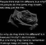 quotes sayings dark gothic black rose dark backgrounds layouts quotes ...
