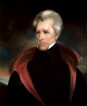 The Seventh United States President Andrew Jackson from March 4, 1829 ...