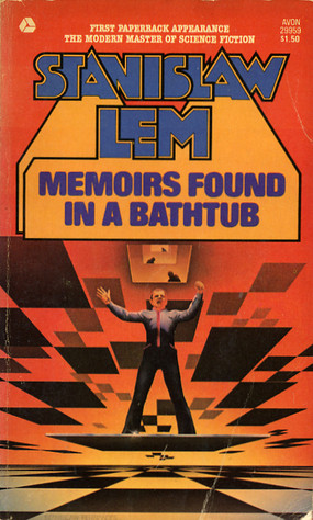 "Start by marking ""Memoirs Found in a Bathtub"" as Want to Read:"