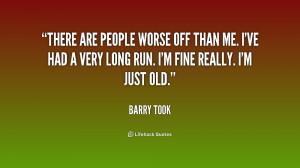 Barry Took