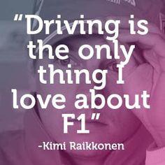 Kimi Raikkonen -