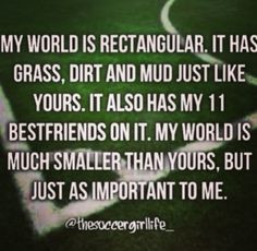 Soccer Girl Quotes