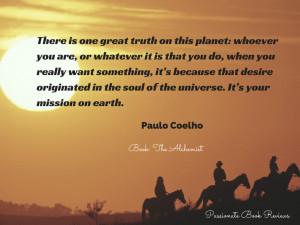 15 Quotes from Paulo Coelho's 'The Alchemist'
