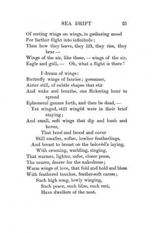 Sea drift - wicked poem!