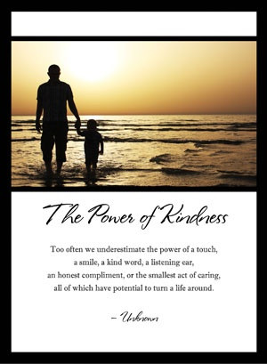 power of kindness