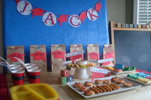 Related Pictures preschool graduation party ideas photo 1 504x550 in ...
