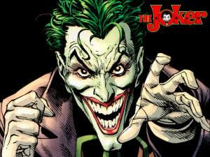 The Joker by Superman8193
