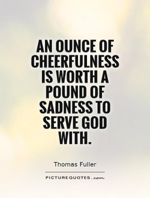 Serving God Quotes