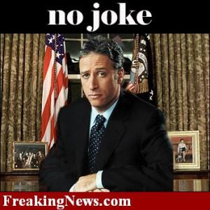 Stewart pokes fun at the wrong Obama attitude toward Democrats by ...