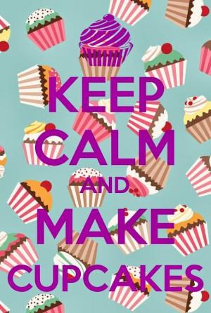 Πάνω απ'όλα, ψυχραιμία και cupcakes!