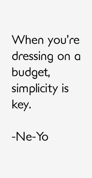 Ne-Yo Quotes & Sayings