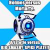 Portal 2 Wheatley Quotes