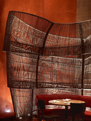 New York designed the first NOBU restaurant in the Middle East. Nobu ...