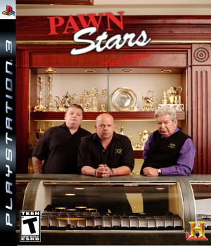 Thread: Pawn Stars- The Game