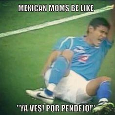 Funny Things Mexican Moms Say