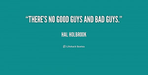 No Good Guy Quotes