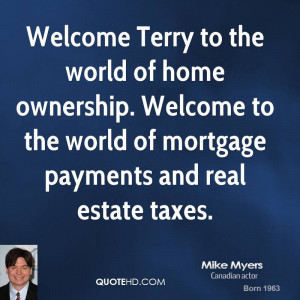 Quotes About Home Ownership