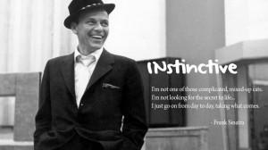 Quote – Frank Sinatra