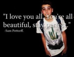 Sam Pottorff quote
