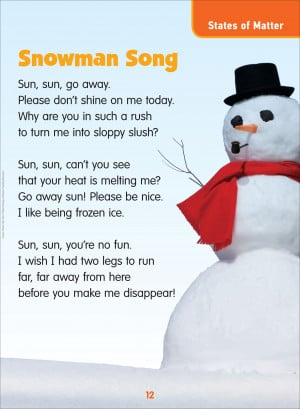 ... in Blog |Comments (0)| Email this | Tags : poem to go with a snowman