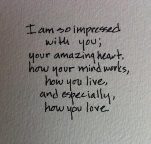 Secret Admirer Quotes