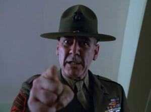 unknown first and middle names hartman alias gunnery sergeant hartman ...