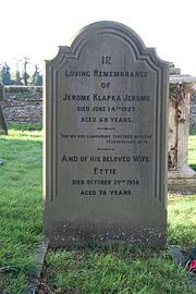 Jerome K. Jerome's quote #1