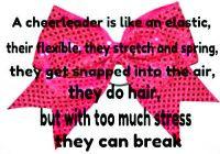 cheerleading #cheer #cheerleadingquotes
