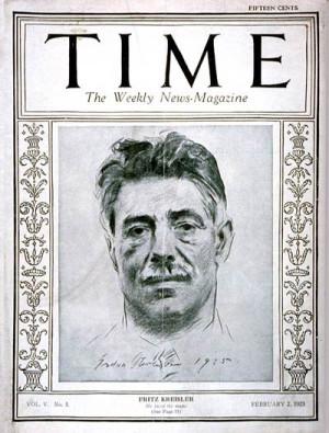 Fritz Kreisler   Feb. 2, 1925