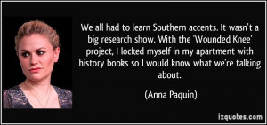 More Anna Paquin Quotes