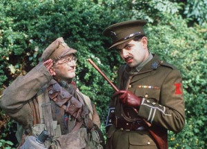 Blackadder's Baldrick hits back at Gove accusations of comedy show ...