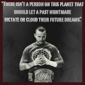 CM Punk.....calls himself the Best in the World while using the same ...