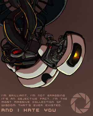 glados because i use the operational glados genetic lifeform and