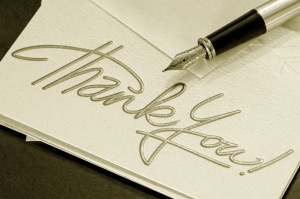 No duty is more urgent than that of returning thanks.""