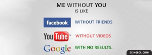 Quotes About Me Facebook Covers