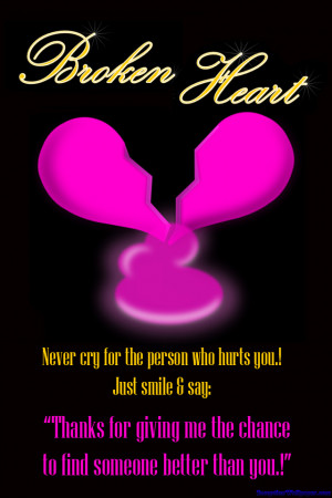 Description from Broken Heart Quotes iPhone Wallpaper :
