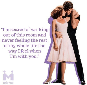 Dirty Dancing - 21 Greatest Romantic Movie Quotes ... → Beauty