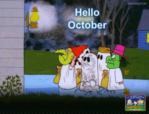Hello October!!