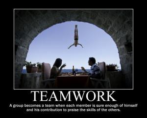 Team Contribution Quotes