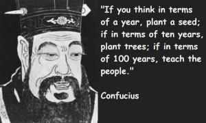 Confucius planning quote
