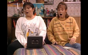 Roseanne as Fashion Icon: Third and Delaware | Flavorwire
