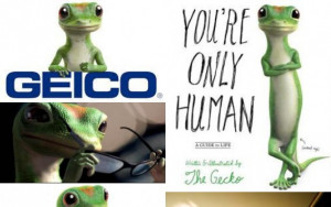 America's favorite advertising icon: The Geico Gecko