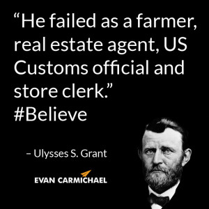 Ulysses S Grant Quotes Ulysses s. grant #believe