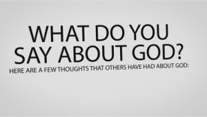What Famous People Say About God - Top 7 Quotes on God