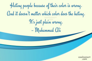Racism Quotes and Sayings - Page 4