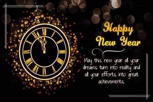 Happy New Year 2016 SMS Quotes :-
