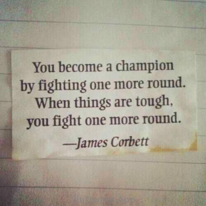 12 Inspirational Quotes about Being a Champion